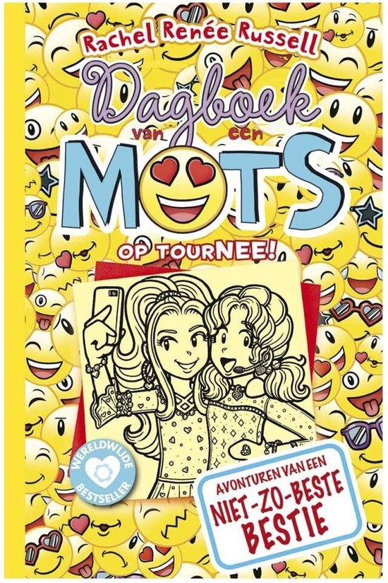 Afbeelding van Boek Dagboek van een Muts op TourNee