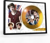 Golddiscdisplay Harry Styles One Direction