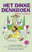 Boek cover Het dikke denkboek van Reynier Molenaar (Paperback)