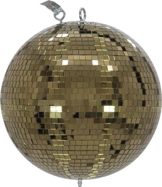 EUROLITE Discobal - Spiegelbol - Discobol 30cm goud