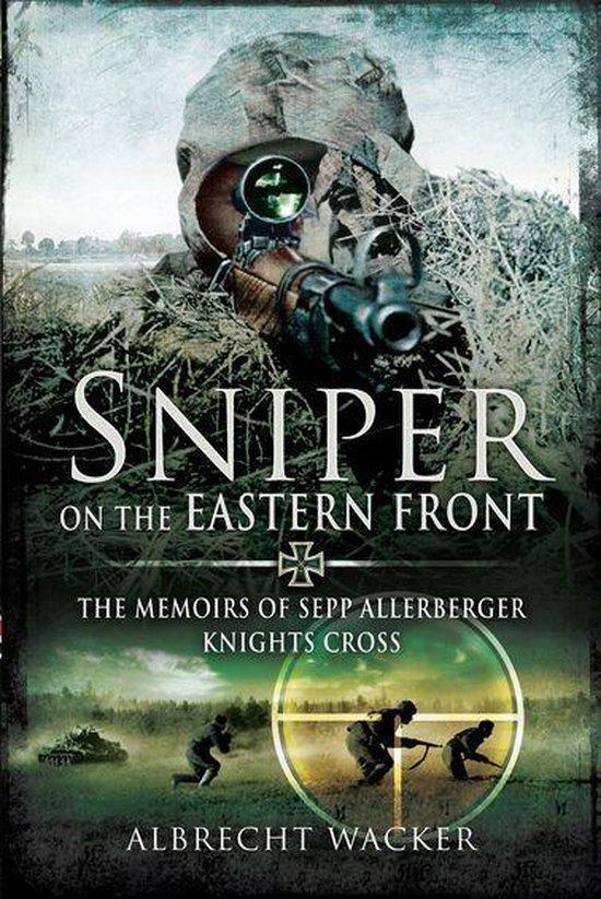 Boek cover Sniper on the Eastern Front van Albrecht Wacker (Onbekend)