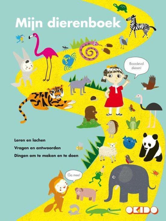 Mijn dierenboek - Okido Studios |