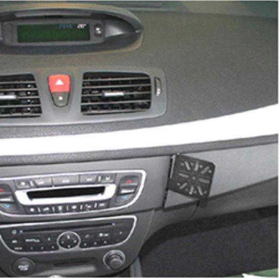 Houder - Dashmount Renault Mégane 2009-2016
