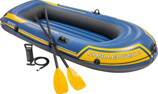 Intex Challenger 2 Set opblaasboot