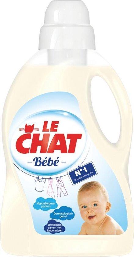 Le Chat Baby Gel Vloeibaar Wasmiddel - 30 wasbeurten