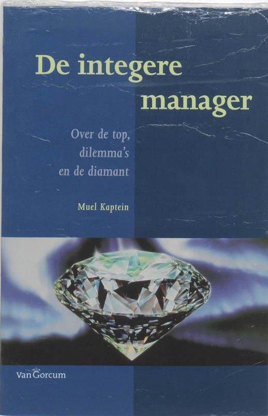 De integere manager - M. Kaptein |