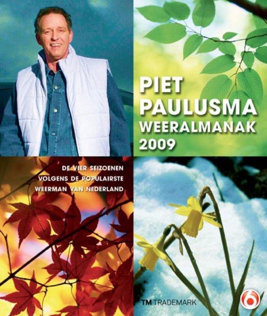 Weeralmanak 2009 - P. Paulusma |
