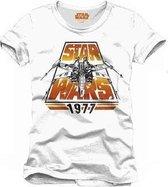 STAR WARS - T-Shirt Poster 1977 (S)