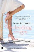Boek cover Zomerzussen 2 -   Verleiding aan zee van Jennifer Probst (Paperback)