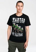 Heren T-shirt Maat M