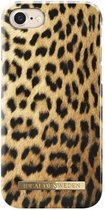 iDeal of Sweden Fashion Back Case Wild Leopard voor iPhone 8  7