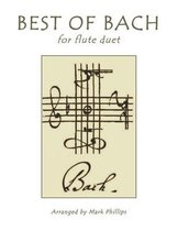 Best of Bach for Flute Duet