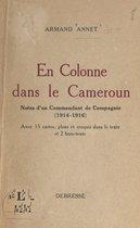 En colonne dans le Cameroun