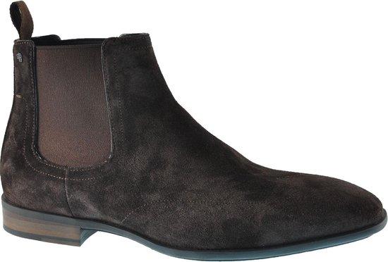 Van Bommel 10342/00 G+  Boots - Bruin- Heren maat 41.5