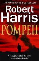Boek cover Pompeii van Robert Harris
