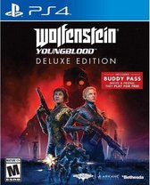 ZeniMax Media Wolfenstein: Youngblood - Deluxe Edition, PS4 video-game