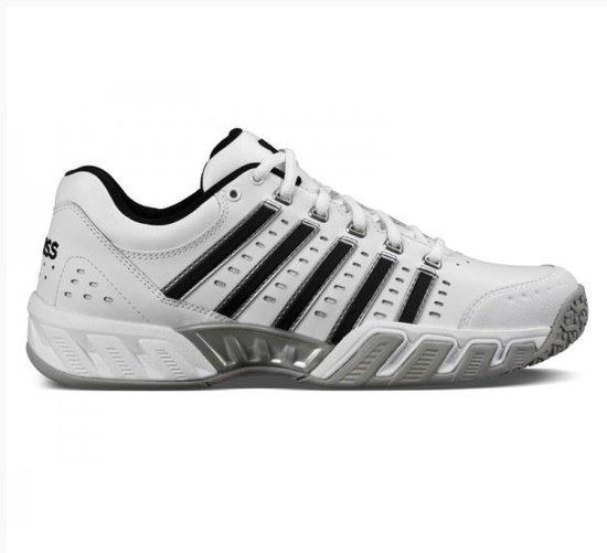 K•Swiss BIGSHOT LIGHT LTR OMNI - White/Black - Tennisschoenen