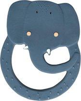 Trixie - Ronde bijtring natuurlijk rubber - Mrs. Elephant