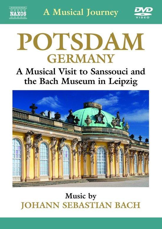 Cover van de film 'A Musical Journey - Germany: Potsdam'