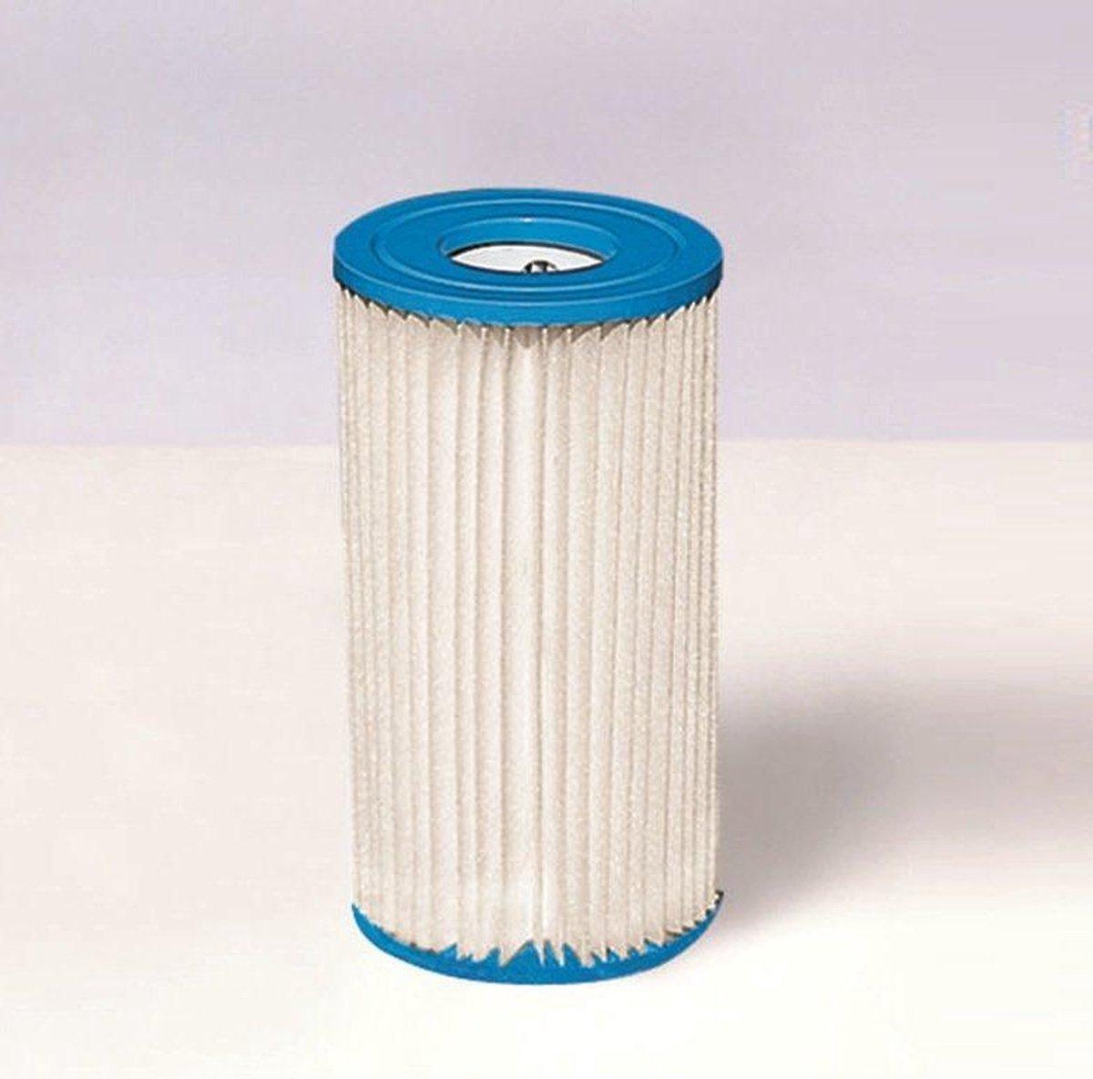 Intex filtercartridge klein 2-pack