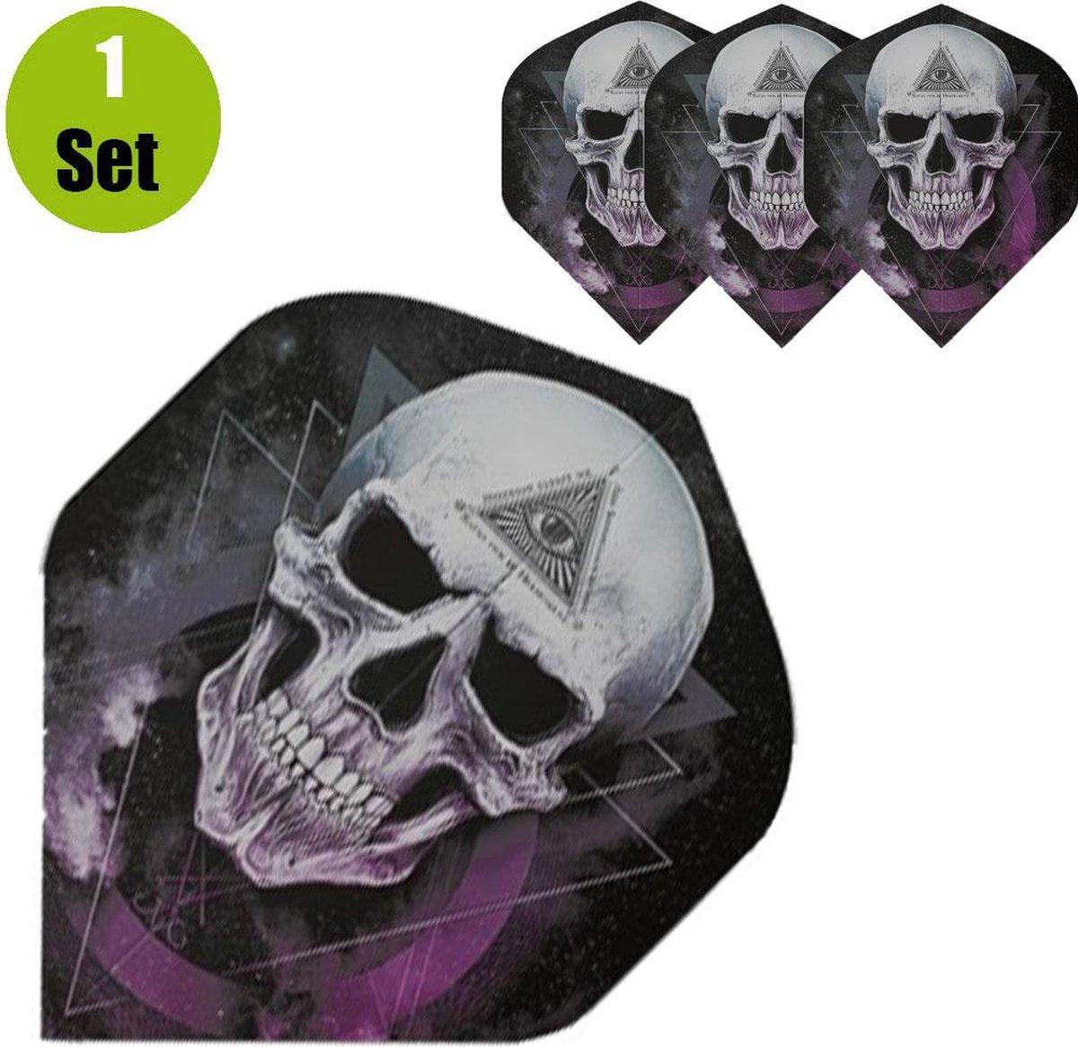 Skull Dart Flights - - ()