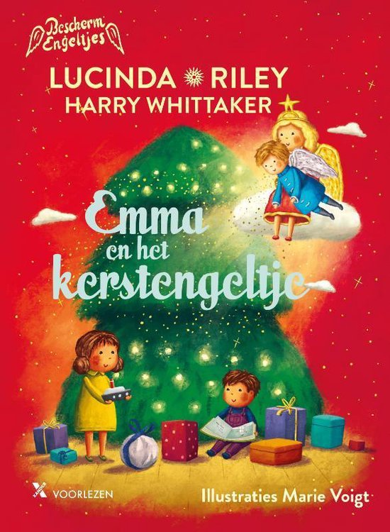 De beschermengeltjes 3 -   Emma en het kerstengeltje