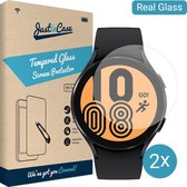Samsung Galaxy Watch 4 44 mm Screenprotector - Duo Pack - Just in Case