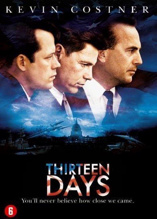 Cover van de film 'Thirteen Days'