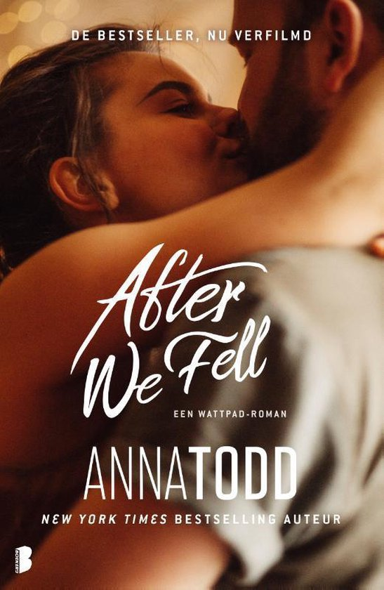Boek cover After 3 -   After We Fell van Anna Todd (Paperback)