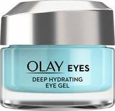 Olaz Eyes Intens Hydraterende Oogcontourgel - Voor Vermoeide en Droge Huid - Hyaluronzuur - 15ml