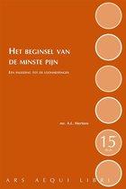 Ars Aequi Handboeken  -   Het beginsel van de minste pijn