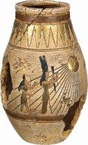 Nobby aqua deco egyptische kruik - 8 x 8 x 12,5 cm