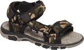 Victory Kinderen Camouflage sandaal klittenbandsluiting - Maat 33