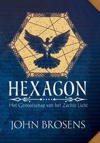 Hexagon - Het Genootschap van het Zachte Licht 1 -   De Eerste Reizen