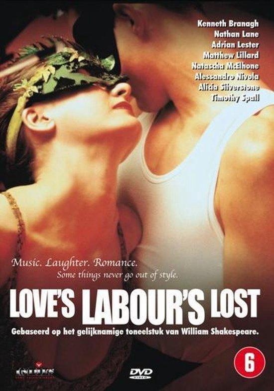 Cover van de film 'Love's Labours Lost'