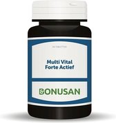 Bonusan Multi Vital Forte Actief tabletten