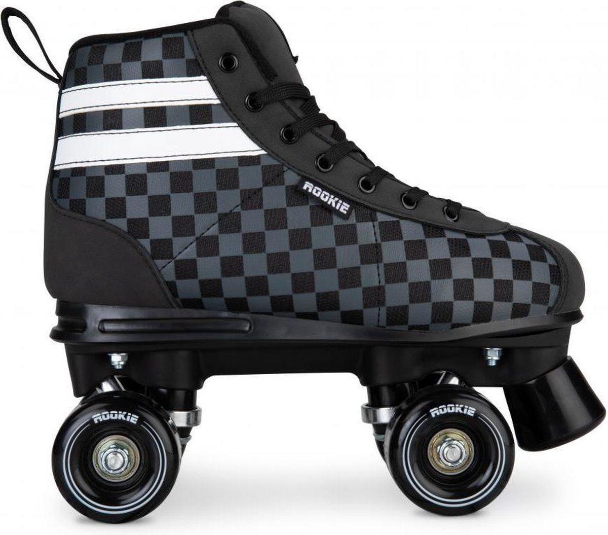 Rookie Magic zwart rolschaatsen (RKE-SKA-2715)