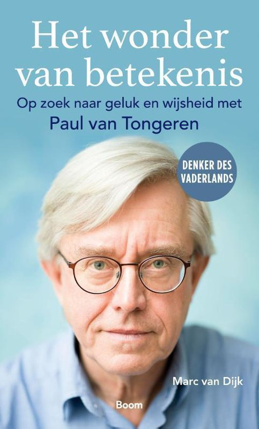 Boek cover Het wonder van betekenis van Marc van Dijk (Paperback)