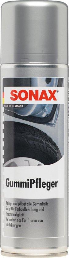 Sonax Rubberreiniger 300 Ml Aluminium Zilver