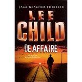 Omslag Jack Reacher 16 - De affaire