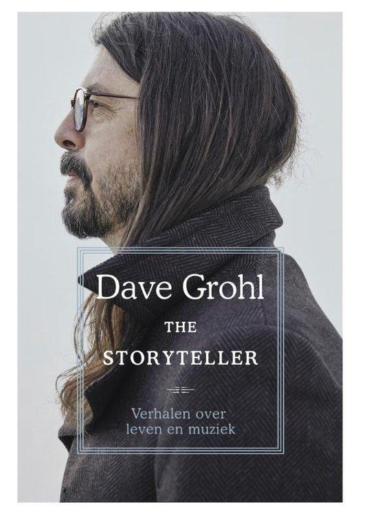 Boek cover The Storyteller van Dave Grohl (Paperback)