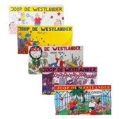 Boek - Joop De Westlander - Deel 1 t/m 5