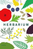 Boek cover Herbarium. Honderd kruiden kweken, koken, genezen van Caz Hildebrand