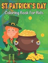 St Patrick's Day Coloring Book For Kids