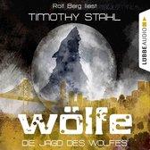 Omslag Wölfe, Folge 3: Die Jagd des Wolfes