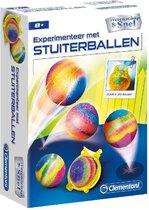 Clementoni Wetenschap Stuiterballen Crazy Balls