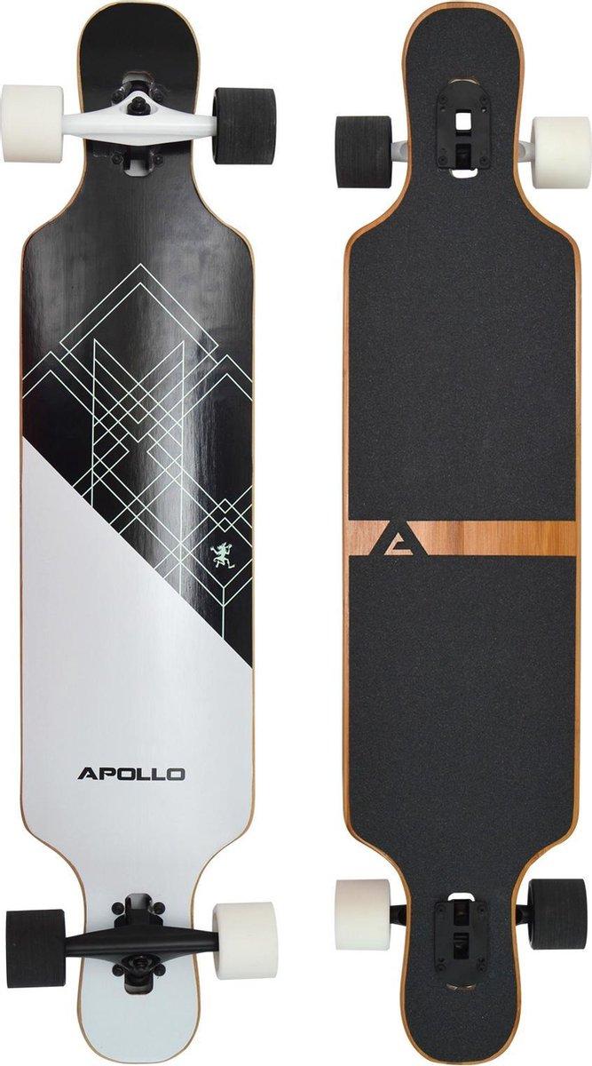 Apollo Twin Tip DT Glasvezel Longboard Samoa