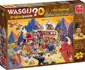 Wasgij Retro Original 5 Last-minute Boeking! puzzel - 1000 stukjes