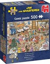 Jan van Haasteren Op Het Nieuwe Jaar! puzzel - 500 stukjes