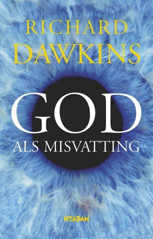 Boek cover God als misvatting van Richard Dawkins (Paperback)